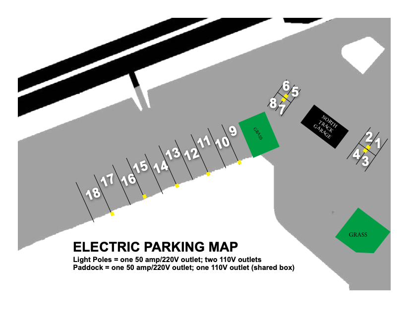 PittRace Electric Map