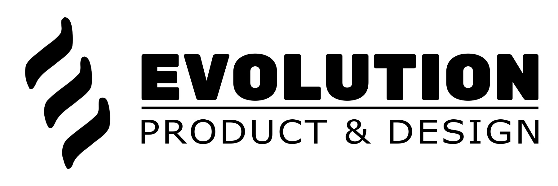 Evolution Product and Design Logo